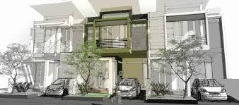 layout ruangan rumah minimalis desain tak rumah tipe klaten 6x16m2 aguscwid com aguscwid