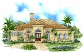 Florida Home Design Florida Style House Plans Plan 55 107