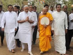 sri lankan l india s modi visits sri lanka s tamil heartland the express tribune