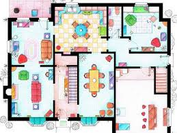 homes floor plans floor plans of homes from tv shows business insider