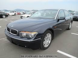 bmw 7 series 98 used 2003 bmw 7 series 745li gh gn44 for sale bf690170 be forward