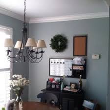 my clients office painted in beach glass benjamin moore craig