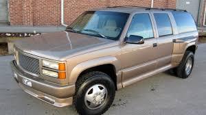 1995 Suburban Interior 1995 Gmc Suburban 4x4 F71 Kansas City 2012