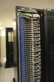 cabling a softlayer data center server rack marketing