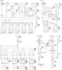 nissan pathfinder xe 1995 repair guides wiring diagrams wiring diagrams autozone com