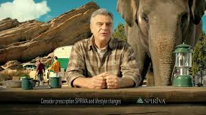 spiriva commercial elephant actress spiriva tv commercial wilderness trail ispot tv