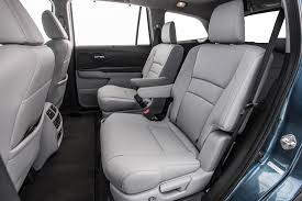 2015 honda pilot interior 2016 honda pilot elite awd test review motor trend