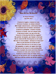 thanksgiving family poems harvest blessing in my treasure box thanksgiving tradition and