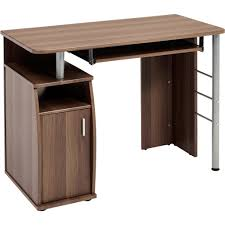 compact computer table with storage cabinet piranha furniture