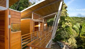 stay in this costa rican floating house the inertia
