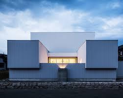 kouichi kimura architects plans u shaped courtyard house in japan