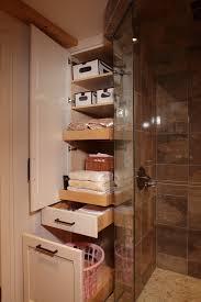 linen closet ideas bathroom traditional with accent tiles bathroom