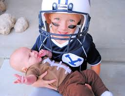 Football Halloween Costumes Handmade Halloween Costumes Contest Football Players