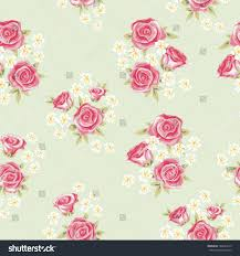 Shabby Chic Website Templates by Floral Seamless Vintage Pattern Shabby Chic Stock Vector 149693513
