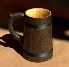 Wooden Groomsmen Gifts Best Man Gifts Groomsmen Gifts Wooden Beer Mug Rustic Wedding