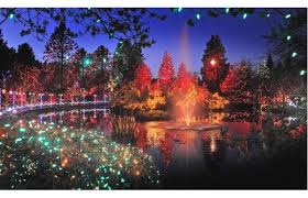 Vandusen Botanical Garden Lights Photos Sparkle At Vandusen Gardens