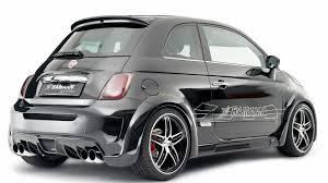 fiat cars fiat 500 hamann largo rear and side click here for more