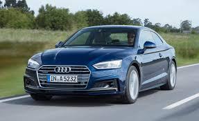 2018 audi a5 first drive u2013 review u2013 car and driver