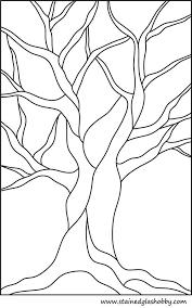 25 tree outline ideas tree templates tree