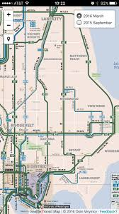 Map Seattle University by Seattle Transit Map Seatransitmap Twitter