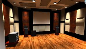 home theater acoustic design home house plans collection