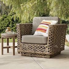 West Elm Lounge Chair Montauk Lounger West Elm