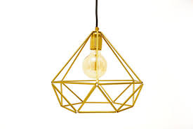 cl on light bulb shade brass pendant light fixture geometric cage l