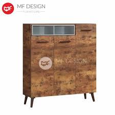 3 Door Filing Cabinet by Mf Design Notisgen 3 Door Shoe Cabinet Lazada Malaysia
