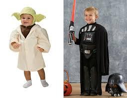 Yoda Toddler Halloween Costume Perfect Pair Sibling Halloween Costume Ideas Project Nursery