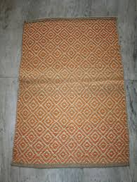 Indian Runner Rug Woven Mat Floor Throws Dari Carpet Jute Turkish Door Mat