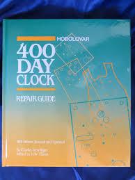 Ivation Clock by Schatz 400 Day Clock