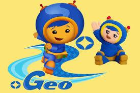 making geo team umizoomi play doh