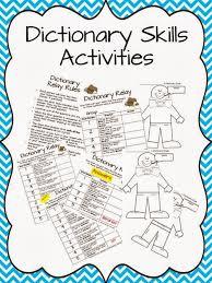 the book bug dictionary skills