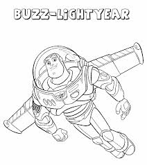 buzz lightyear coloring pages print tags buzz coloring pages