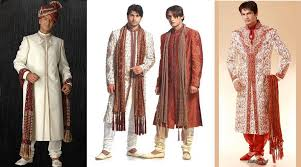 Indian Wedding Dress For Groom Latest Styles In Wedding Sherwani For The Fashionable Indian Groom