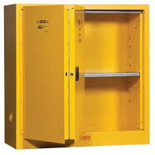Yellow Flammable Storage Cabinet 74r5441n Flammable Liquids Safety Storage Cabinet From Lyon