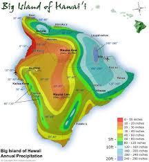 map kona usa big island of hawaii weather