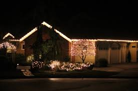 Professional Christmas Lights Exterior Christmas Lights Spaces Mediterranean With Contemporary