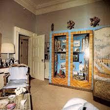 Trompe L Oeil Wallpaper by Picture Of Elegance Blog Jackie U0027s Dressing Room