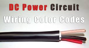 symbols agreeable power circuit wiring color codes label systems