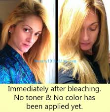 Wash Hair Before Coloring - beauty101bylisa diy at home natural hair lightening u0026 color removal