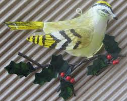 martha stewart birds etsy