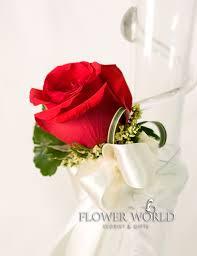 Red Rose Wrist Corsage Rose Wrist Corsage Rose Wrist Boutonniere Wrist Flowers