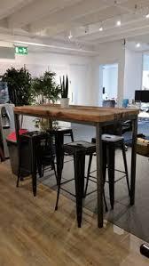 table haute pour cuisine la table haute de cuisine est ce qu est confortable tables