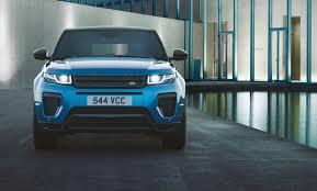 range rover white 2018 2018 range rover evoque landmark celebrates the evoque u0027s 6th bday
