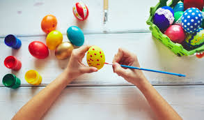 ten egg cellent diy egg decorating ideas