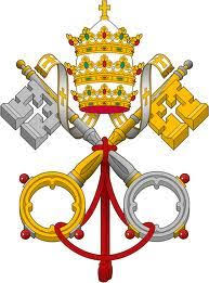 file emblem of vatican city svg identidades visuais