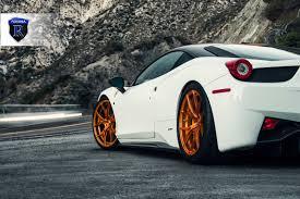 ferrari gold 2014 ferrari 458 italia u2013 rohana wheels