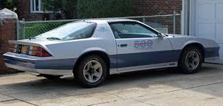 file 1982 chevrolet camaro z28 indy 500 pace car replica rear right side