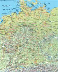 Erfurt Germany Map by Blank Maps Of Germany